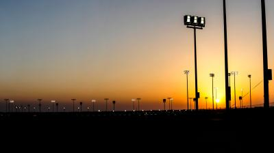 Tutto pronto in Qatar per le classi minori