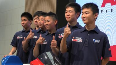 Shell Advance Asia Talent Cup dévoile ses talents japonais