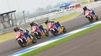 A new Shell Advance Asia Talent Cup season begins