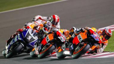Galerie photo : Le MotoGP™au Qatar