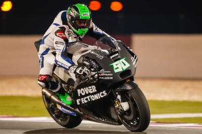 Laverty: 'I want to be consistently finishing in the points'
