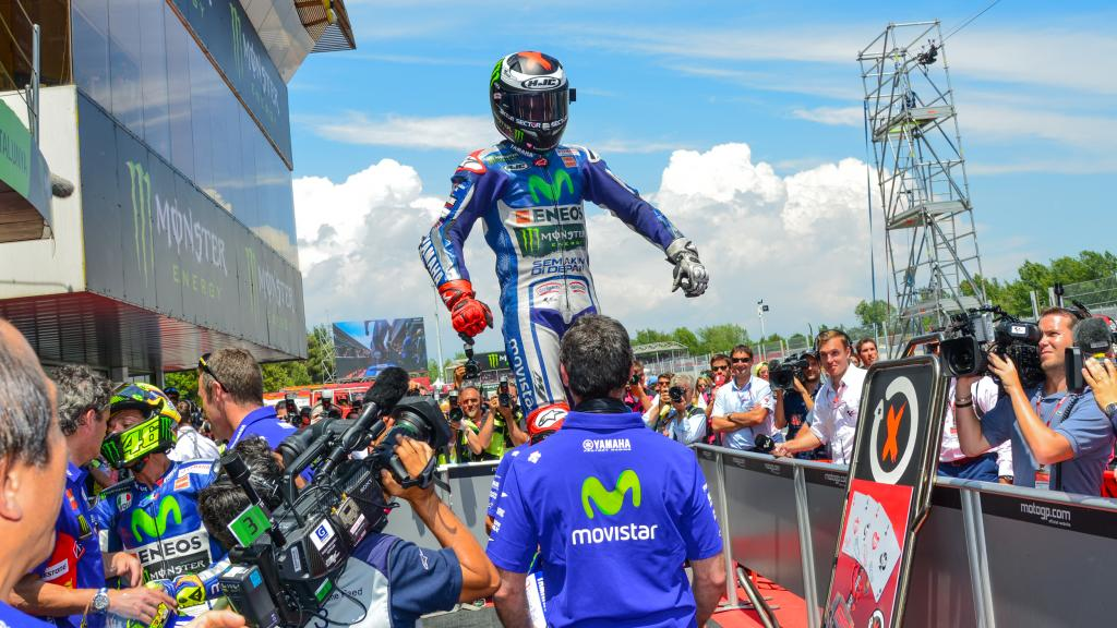 Jorge Lorenzo, Yamaha Movistar, Gran Premi Monster Energy de Catalunya 2015