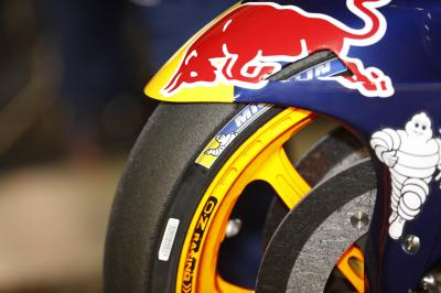 Les pneus, l'une des grandes nouveautés du MotoGP™ pour 2016