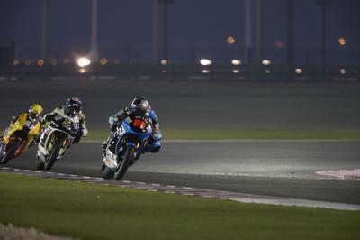 Moto2™ en Qatar: Estadísticas previas