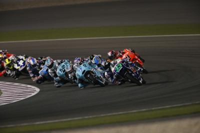 #StatAttack: Young talents step into Moto3™