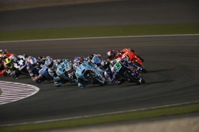 Moto3™ en Qatar: Estadísticas previas