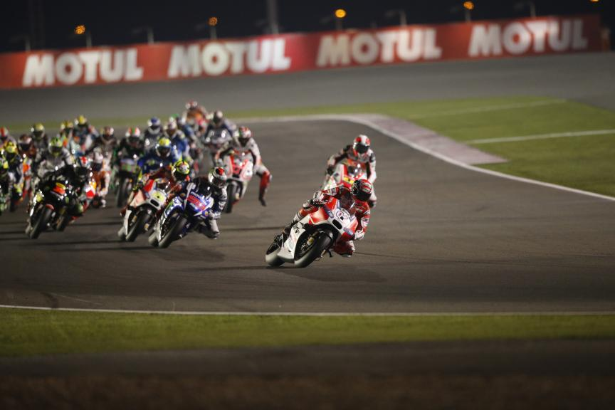 Moto Gp Action, Commercial Bank Grand Prix of Qatar