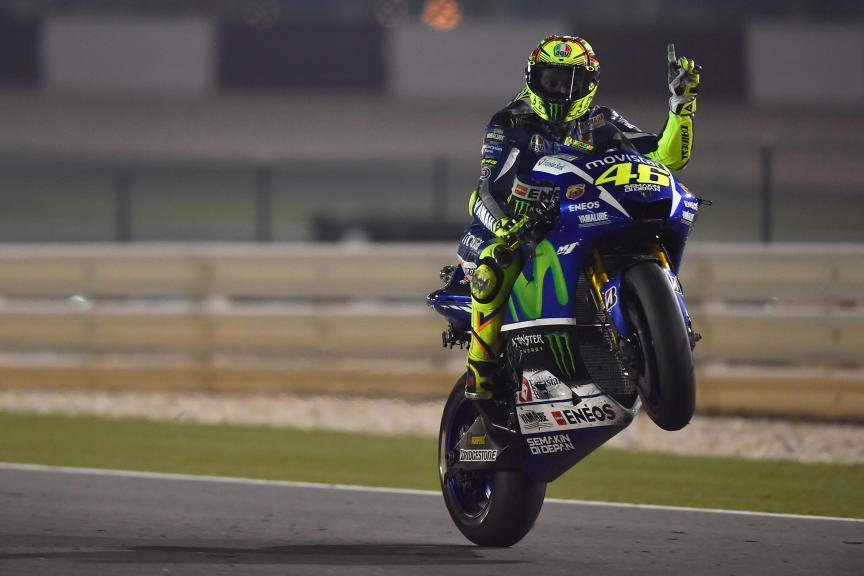 Valentino Rossi, Movistar Yamaha Moto GP, Commercial Bank Grand Prix of Qatar