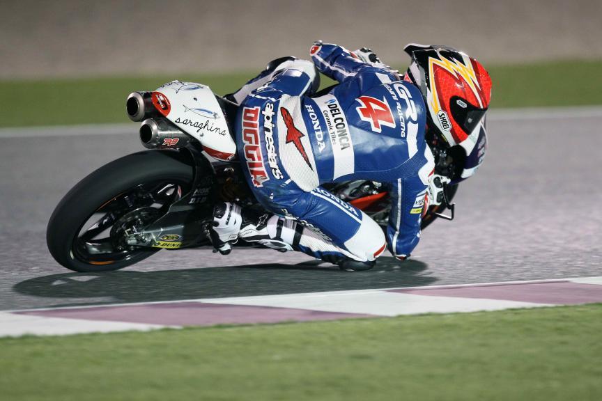Fabio Di Giannantonio, Gresini Racing Moto 3, Qatar Moto2-Moto3 Official Test