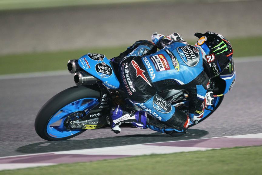 Jorge Navarro, Estrella Galicia 0,0, Qatar Moto2-Moto3 Official Test