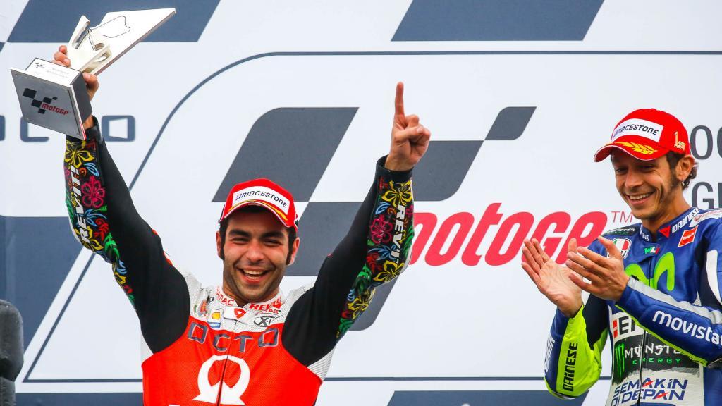 Danilo Petrucci, Octo Pramac Yakhnick, Octo British Grand Prix