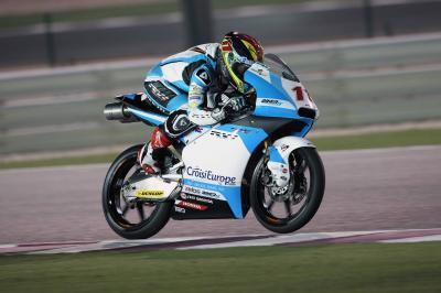 Loi di slancio, primo nel secondo giorno di test in Qatar