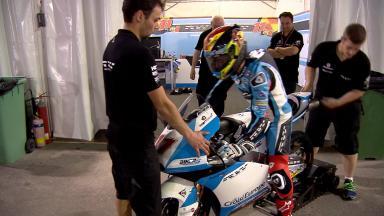 Resumen de la segunda jornada del #QatarTest de Moto3™