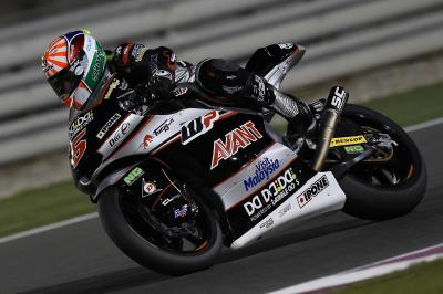 Tight Moto2™ World Championship heads to desert showdown