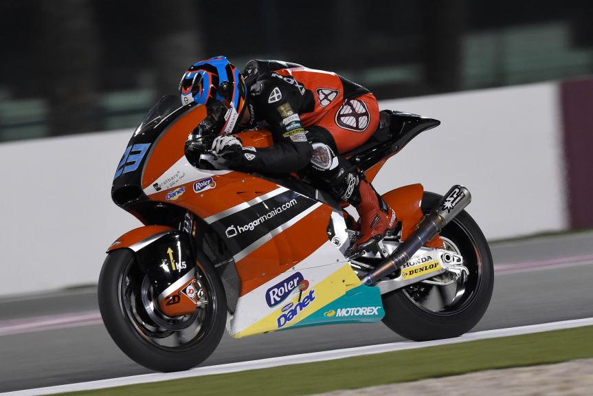 Marcel Schrotter, Agr Team, Commercial Bank Grand Prix of Qatar