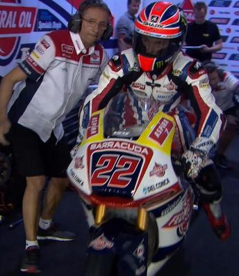 Moto2™ highlights from the final day of #QatarTest