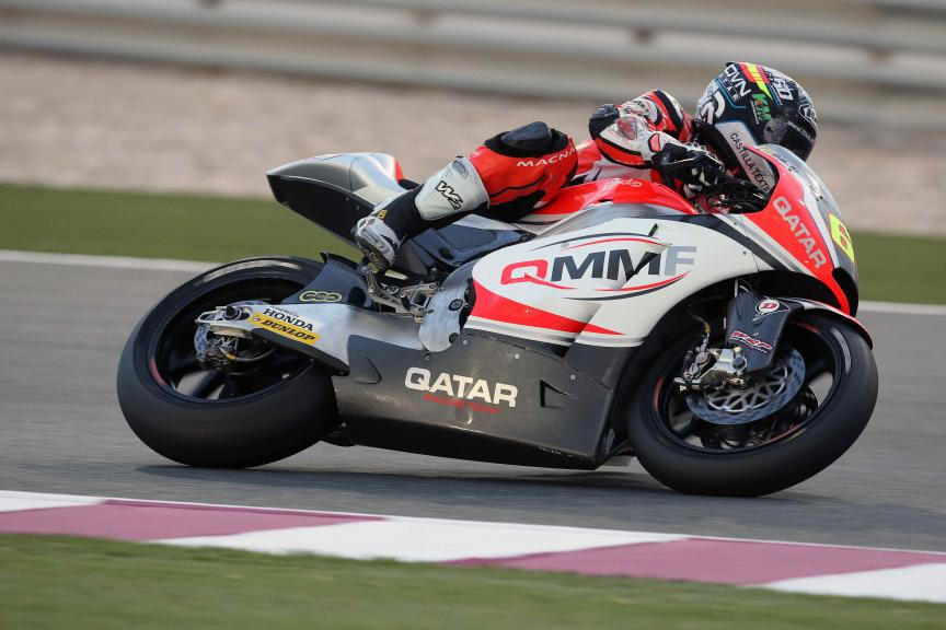 Julian Simon, Qmmf Racing Team, Qatar Moto2-Moto3 Official Test