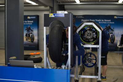 Michelin kehrt mit Rekorden zurück