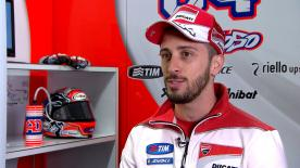 Andrea Dovizioso is aiming to repeat his early season success from 2015, but admits no one knows exactly what will happen at the Qatar GP.