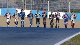 Meet all of the new riders who will complete their first full season in the Moto3™ World Championship.