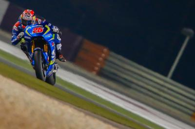 "Viñales: ""I've worked very hard during the winter"""