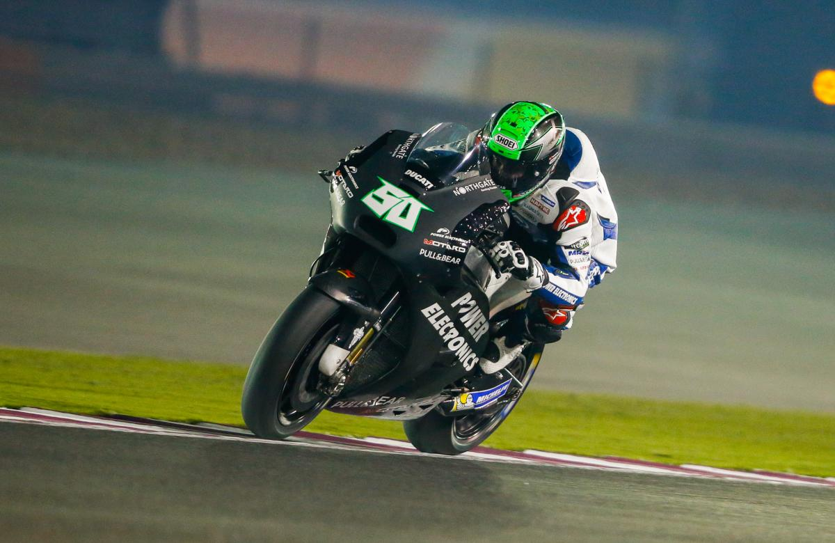 """Laverty: """"Racing is my real passion"""" 