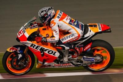 "Marquez: ""We'll fight to get the best result on Sunday"""