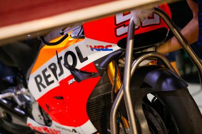 Marquez Blog: A GP at a totally different pace