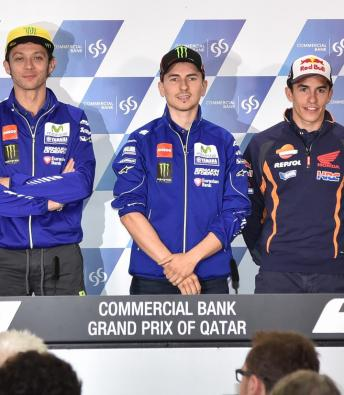 Full Video: Press conference kicks off #QatarGP