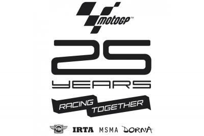 MotoGP™ celebra 25 años de unión