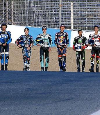 Meet the Moto3™ rookies