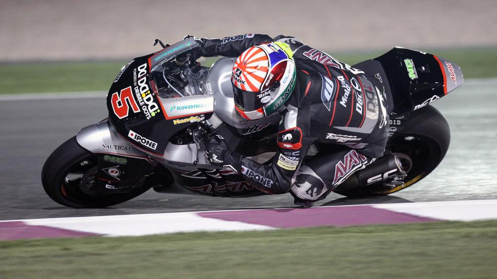 Moto 2, Free Practice, Grand Prix of Qatar