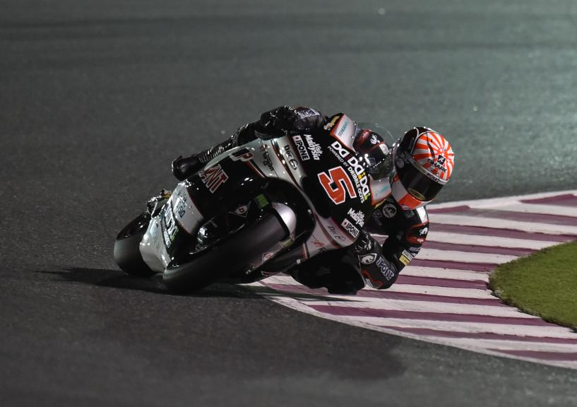 Johan Zarco, Ajo Motorsport, Grand Prix of Qatar