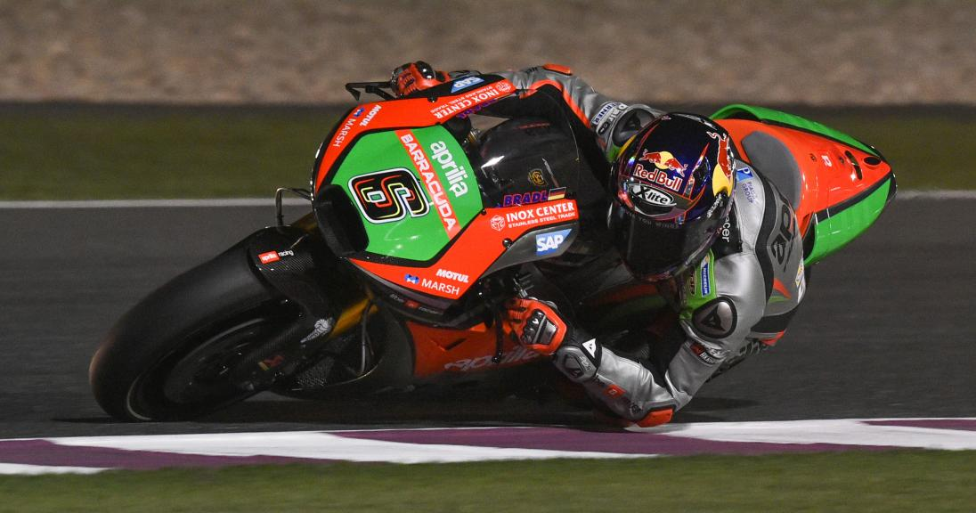 Bradl Stefan, Aprilia Racing Team Gresini, Grand Prix of Qatar