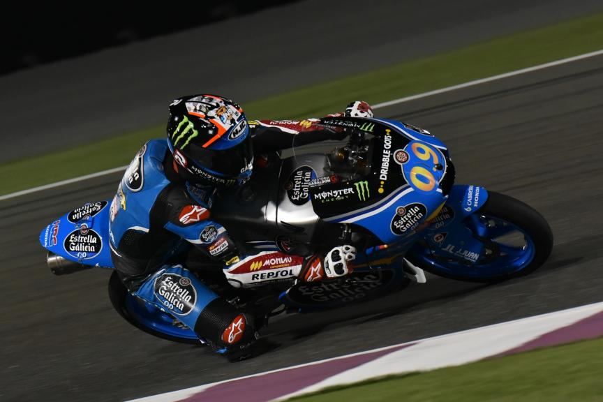 Jorge Navarro, Estrella Galicia 0,0, Grand Prix of Qatar