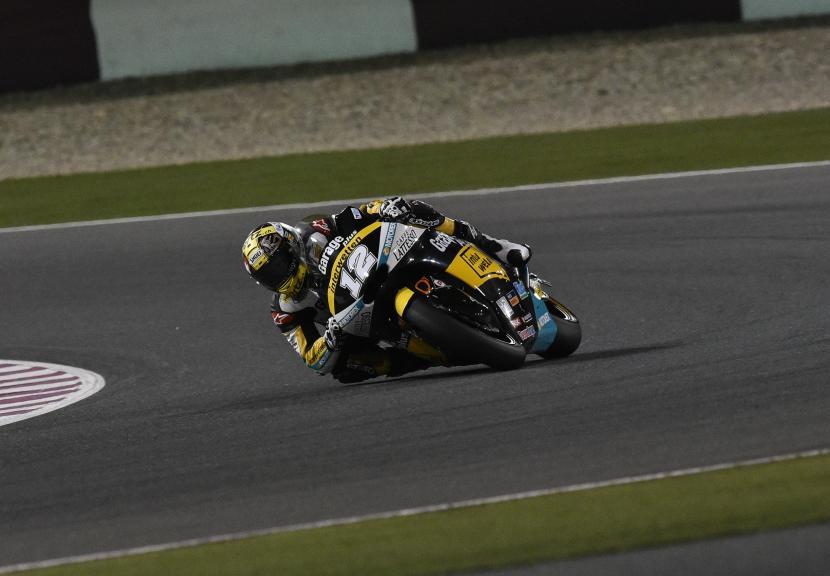 Thomas Luthi, Garage Plus Interwetten, Grand Prix of Qatar