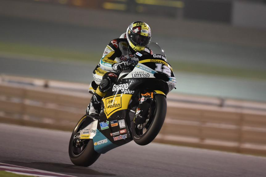 Thomas Luthi, Garage Plus Interwetten, Grand Prix of Qatar