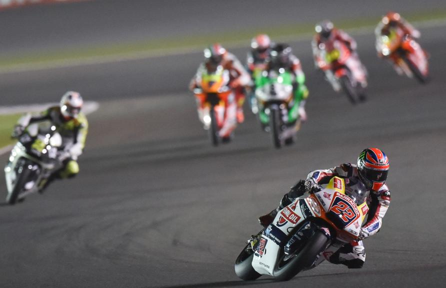 Sam Lowes, Federal Oil Gresini, Grand Prix of Qatar