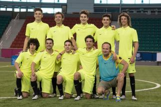 Qatar Preevent Rossi vs Xavi Hernandez Football Match