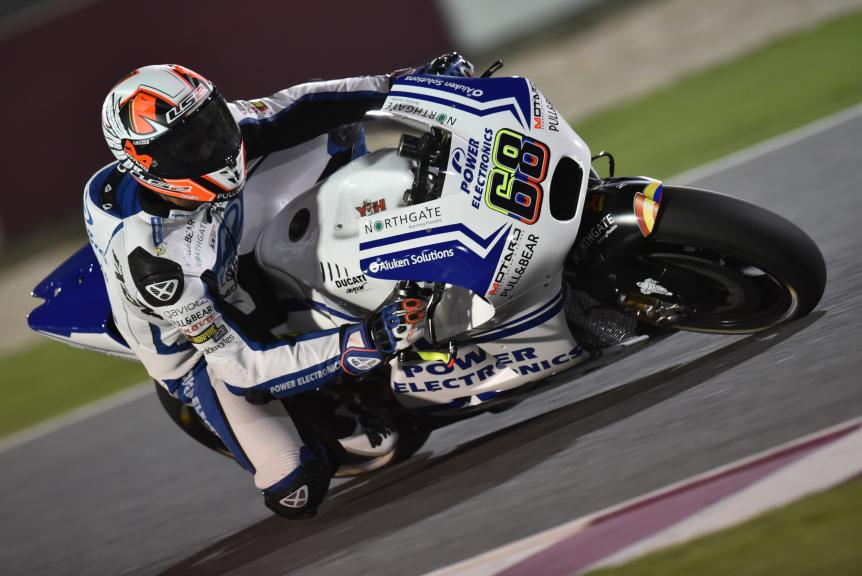 Yonny Hernandez, Aspar Team Motogp, Grand Prix of Qatar