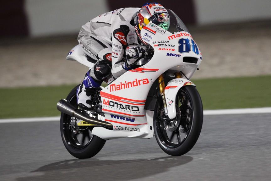 Jorge Martin, Aspar Mahindra Team Moto3, Grand Prix of Qatar