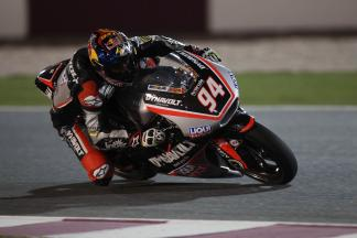 Folger the fastest rider in Moto2™ after FP1 and FP2