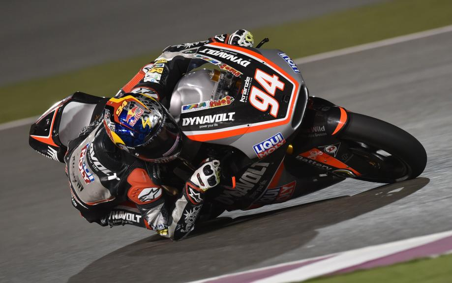 Jonas Folger, Dynavolt Intact Gp, Grand Prix of Qatar