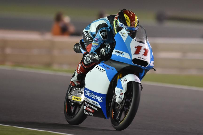 Livio Loi, Moto 3, Gran Prix of Qatar