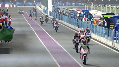 Qatar GP Moto3™ 1. Freies Training