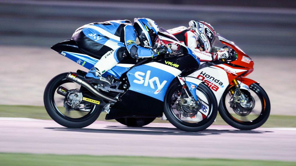 Moto3, Free Practice 1, Grand Prix of Qatar