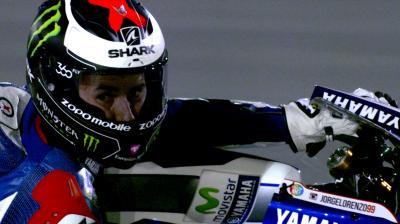 Les ralentis du MotoGP™ à Losail