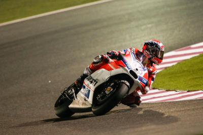 "Dovizioso: ""We are up there with the quickest riders"""