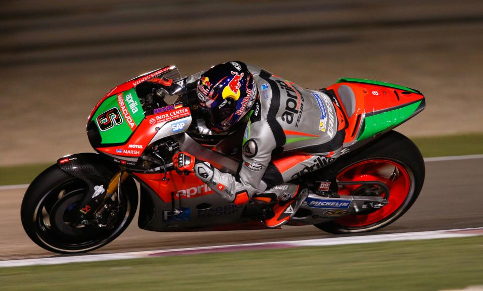 Stefan Bradl, Aprilia Racing Team Gresini, Grand Prix of Qatar