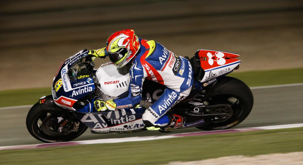 Hector Barbera, Avintia Racing, Grand Prix of Qatar